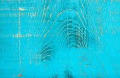 De oude geweven Raad, schilderde in blauwe schaduwen Stock Foto's