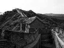 De Oude Grote Muur Stock Fotografie