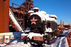 De oude het Ijzer en het Staalwerken van Demidovsky Nizhny Tagil Nu het fabriek-museum na Kuibyshev wordt genoemd die Nizhny Tagi Royalty-vrije Stock Fotografie