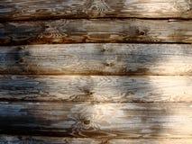 De oude Houten achtergrond van de textuurplank - de de houten muur of vloer van de bureaulijst Stock Afbeelding