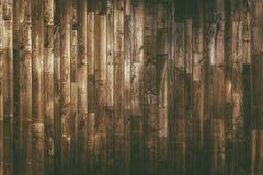 De oude Houten Achtergrond van Planken Royalty-vrije Stock Foto's