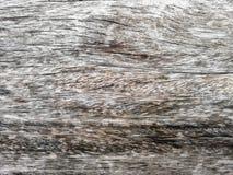 De oude Houten gekregen textuur solarise lange tijden stock foto