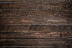 De oude houten rustieke achtergrond van de plankomheining Stock Foto's