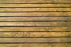 de oude houten de stukkenvloer en oppervlakte waren schade door gebruik royalty-vrije stock afbeeldingen
