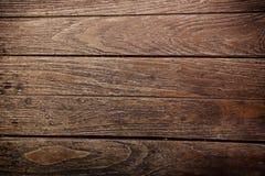 De oude houten textuur en de achtergrond van de plankvloer Stock Foto