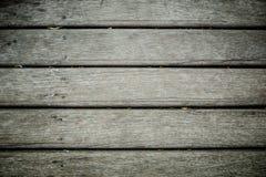 De oude houten textuur en de achtergrond van de plankvloer Royalty-vrije Stock Foto's