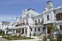 De oude kerk in de Oekraïne Royalty-vrije Stock Foto's