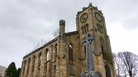 De oude Kerk van de Parochie Royalty-vrije Stock Foto