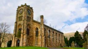 De oude Kerk van de Parochie Stock Foto's