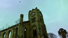 De oude Kerk van de Parochie Stock Foto