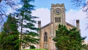 De oude Kerk van de Parochie Royalty-vrije Stock Afbeelding