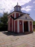 de oude kerk van kerkmacedonië Royalty-vrije Stock Fotografie