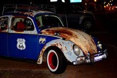 De oude Kever van VW Royalty-vrije Stock Foto's
