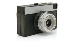 De oude kleine camera Stock Foto