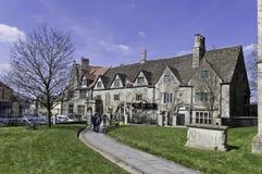 De Oude Klok, Malmesbury royalty-vrije stock afbeeldingen