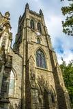De oude Klok van de Toren Royalty-vrije Stock Foto