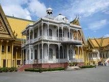 De oude Koloniale Bouw Royalty-vrije Stock Foto