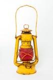 De oude Lamp van de Olie Stock Afbeeldingen