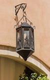 De oude lantaarn Stock Fotografie