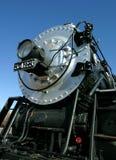 De oude Locomotief van de Stoom Royalty-vrije Stock Foto's