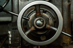 De oude machinedelen Stock Foto's