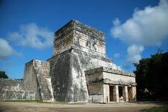 De oude Mayan Bouw dichtbij Ba Stock Afbeeldingen