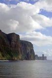 De Oude mens van Orkney van Hoy Stock Foto's