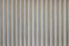 De oude metaal rollende achtergrond van het deurpatroon Stock Afbeelding