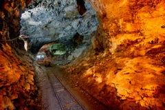 De oude mijnen stock afbeelding