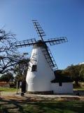 De oude molen Royalty-vrije Stock Afbeelding