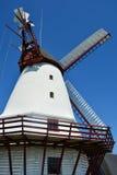 De oude molen van Dybbol, Denemarken (2) Stock Afbeelding