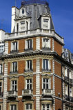 De oude monoliet historische bouw Royalty-vrije Stock Fotografie