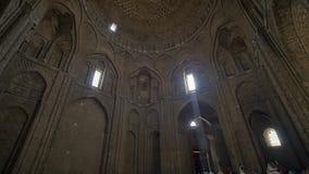 De oude moskee van Isphahan stock videobeelden