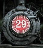 De oude Motor van de Stoom Royalty-vrije Stock Foto's