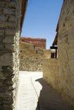 De oude muren. Stock Afbeeldingen