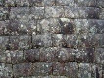 De oude Muur van de Steen Royalty-vrije Stock Afbeeldingen
