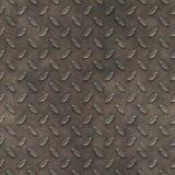 De oude Naadloze Textuur van de Plaat van de Diamant royalty-vrije illustratie