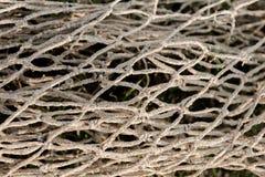 De oude Netten van de Visserij royalty-vrije stock afbeeldingen
