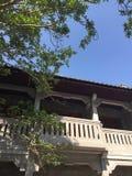 De oude oosterse architectuur Stock Afbeeldingen
