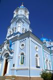 De oude orthodoxe kerk. De Krim. De Oekraïne Royalty-vrije Stock Foto's