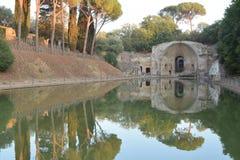 De oude overblijfselen van een Roman stad van Lazio - Italië 216 Stock Afbeeldingen