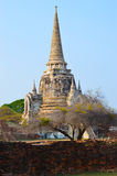 De Oude pagode van de werelderfenis Stock Fotografie