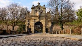 De oude poort Royalty-vrije Stock Afbeelding