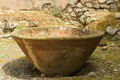 De oude ruïnes van Pompei Royalty-vrije Stock Foto