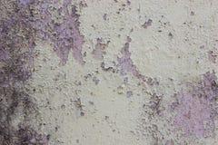 De oude ruwe achtergrond van de muurtextuur Royalty-vrije Stock Foto's