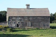 De oude Schuur van het Land Stock Afbeeldingen