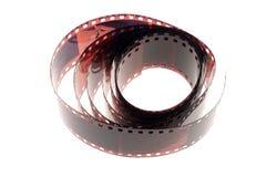 De oude Spoelen van de Film Stock Afbeelding