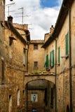 In de oude stad Royalty-vrije Stock Afbeelding