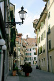 De oude stad bekijkt 19 stock fotografie