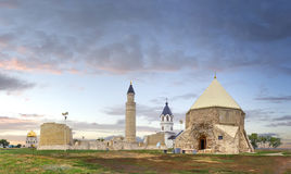 De oude stad Bolgar of Bulgaars Kazan, Tatarstan, Rusland Royalty-vrije Stock Fotografie